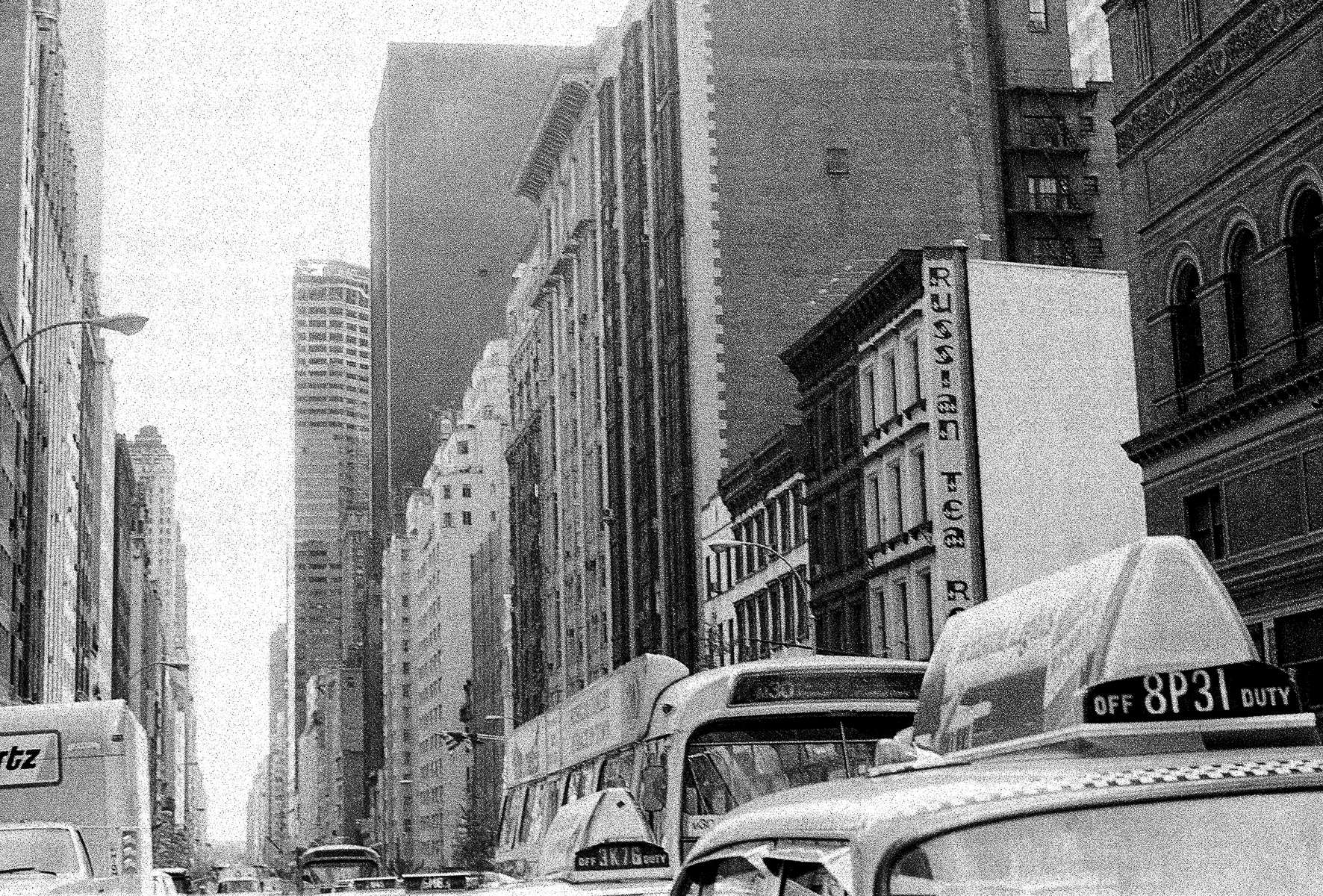 shot for Top Stories #9: N.Y.C. in 1979  by Kathy Acker