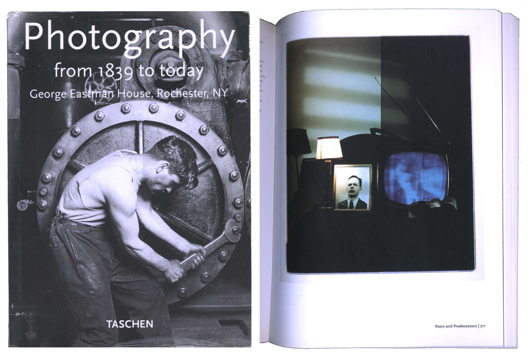 Photography from 1839 to todayGeorge Eastman House, Rochester, NYTaschen1999image page 711