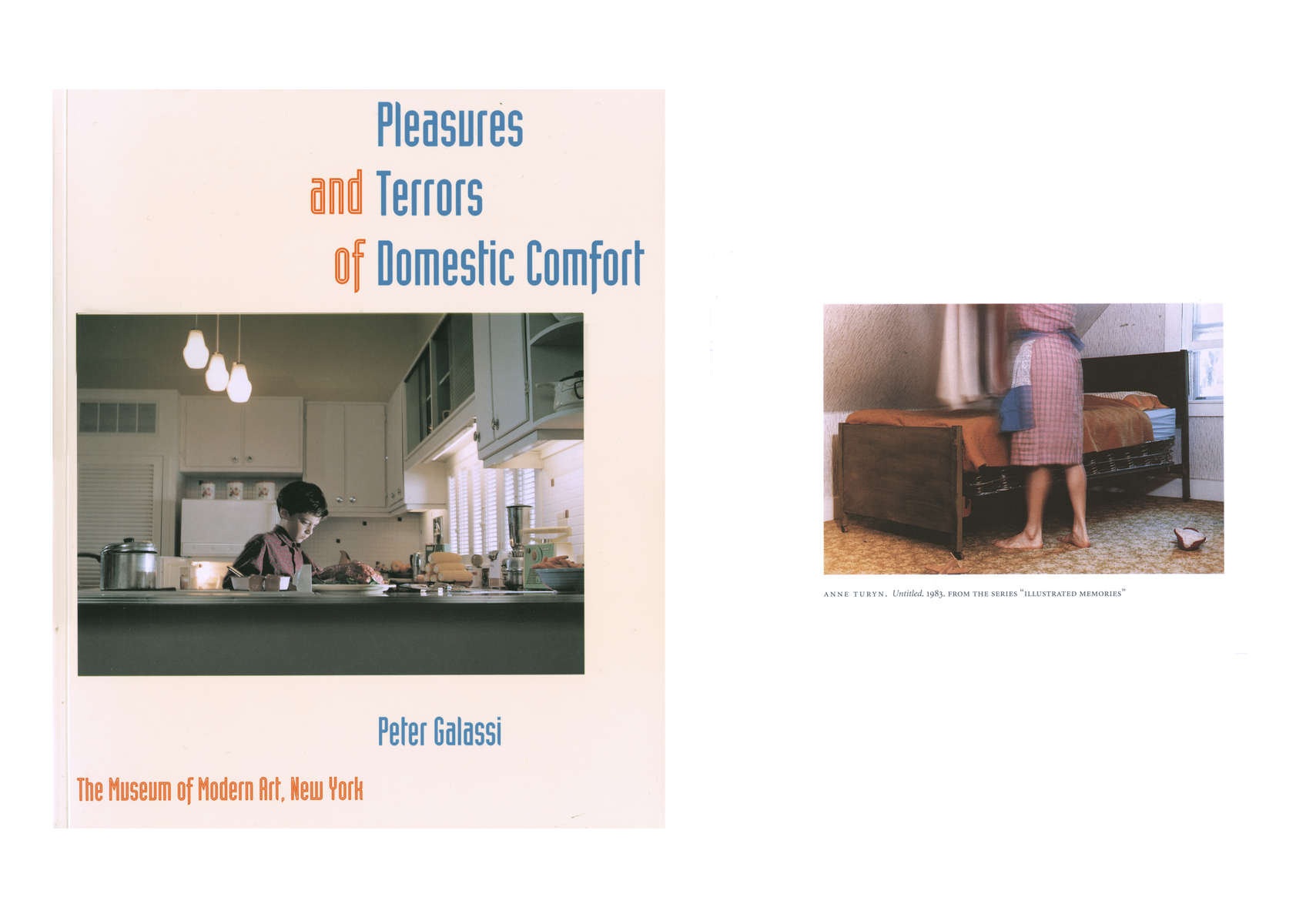 Pleasures and Terrors of Domestic ComfortPeter Galassi1991The Museum of Modern Art, New Yorkdistributed by Harry N. Abrams, Incimage page 46