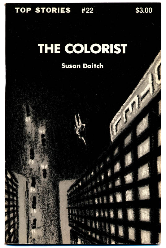 The Colorist© Susan Daitchcover by Jane Dickson