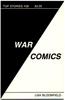 War Comics© Lisa Bloomfield