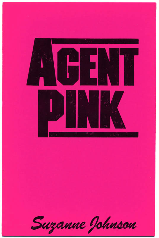Agent Pink© Suzanne Johnson1980
