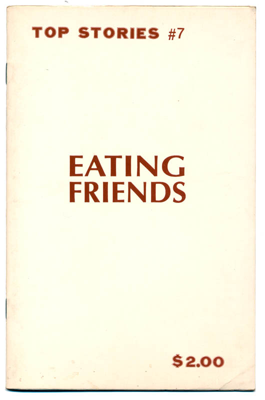 Eating Friends© Janny Holzer and Peter Nadin1981