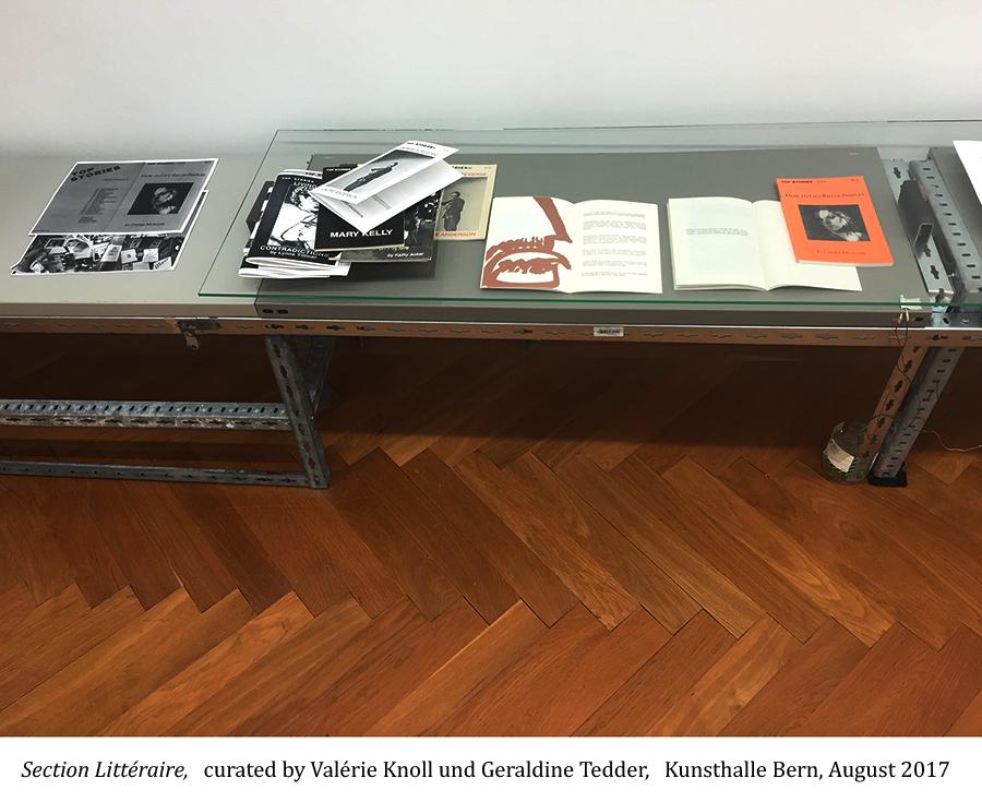 Valerie-Knoll-und-Geraldine-Tedder_Kunsthalle-Bern