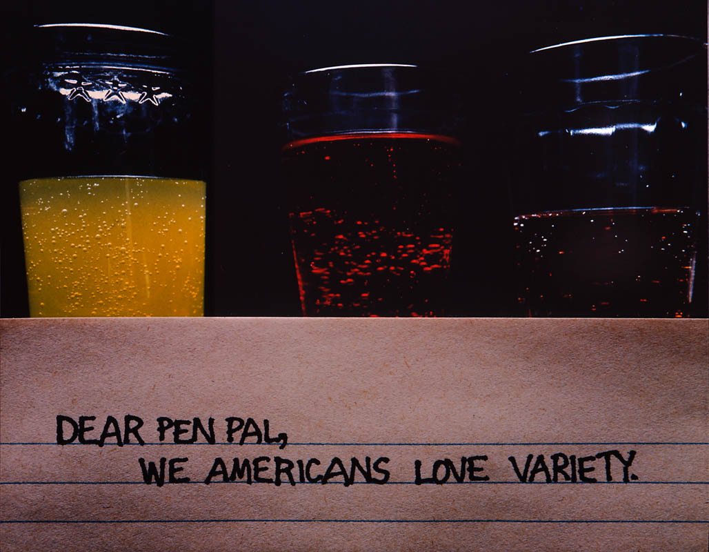 Dear Pen Pal photo © Anne Turyn