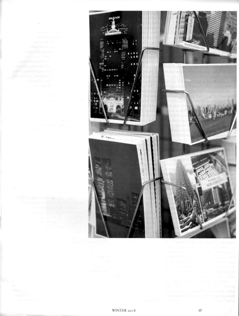 page 17from Starship N˚ 172018, BerlinChris Kraus interviews Anne Turyn