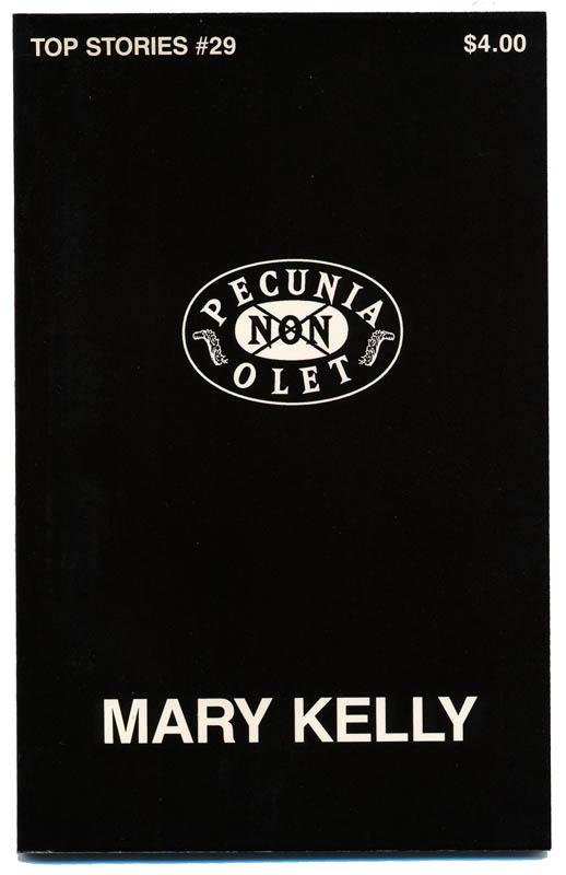 Pecunia (non) Olet© 1990 Mary Kelly