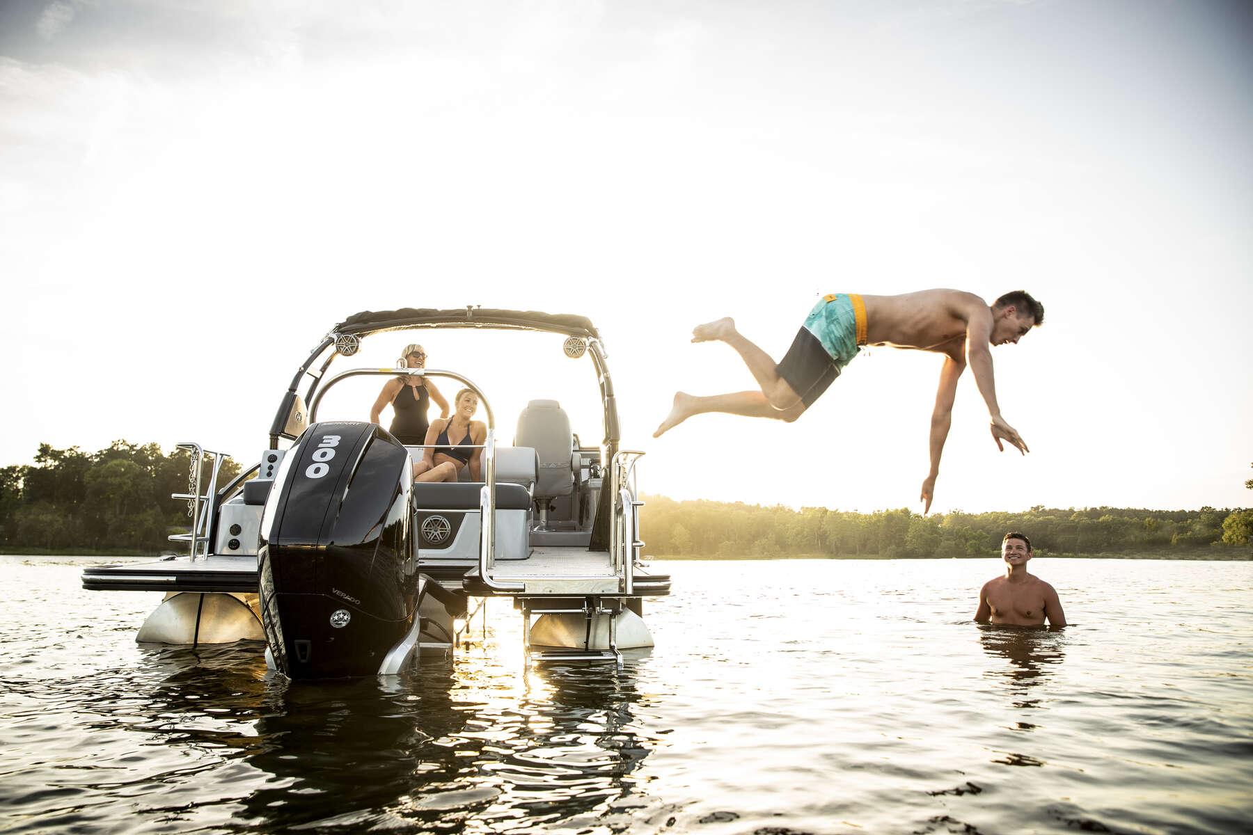 Lake James, In.