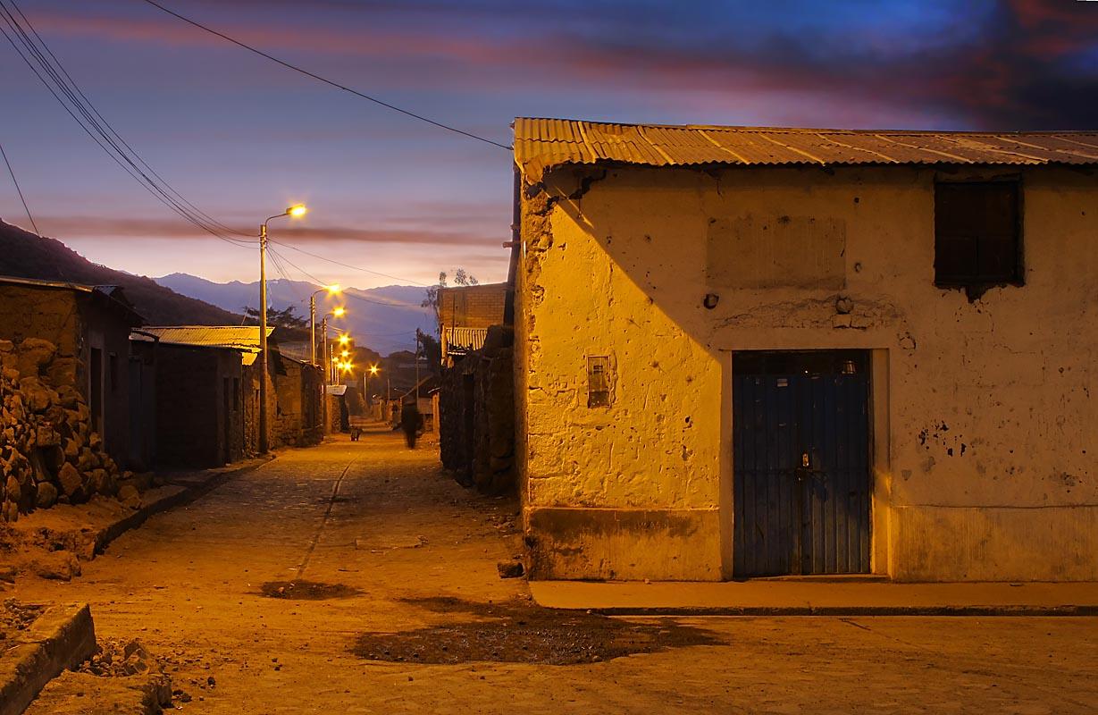 Cabana Conde, Peru