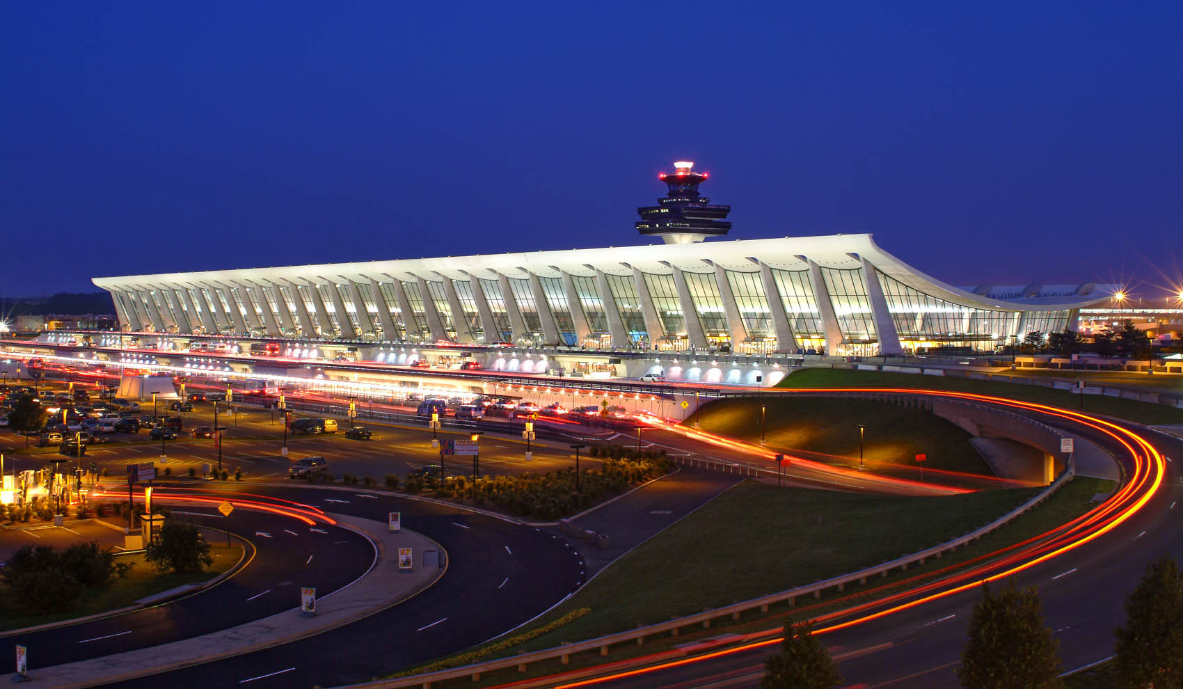 Dulles Airport Aviation ERIC TAYLOR Architectural Photographer VA DC