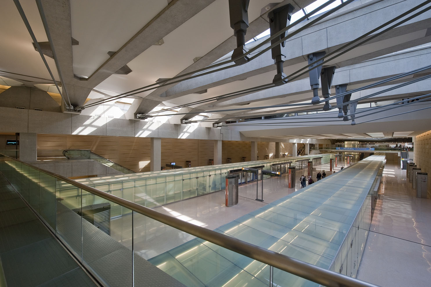 Architects: SOMGC: Turner Construction Company
