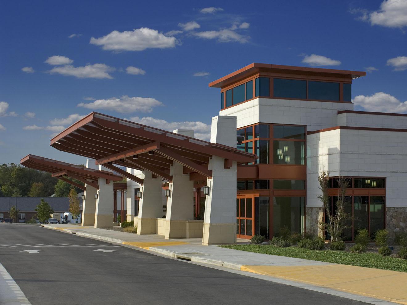 Winchester, VirginiaArchitects: HKS, Inc.GC: Shockey Construction