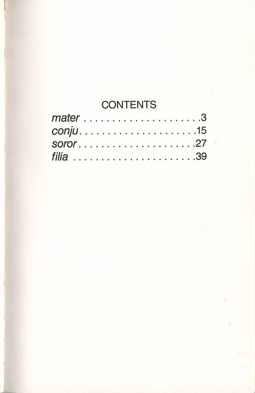 #29Pecunia (non) Oletby Mary Kellytable of contents