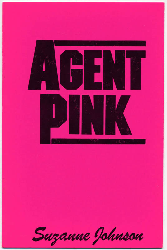 #4Agent Pinkby Suzanne Johnson1980
