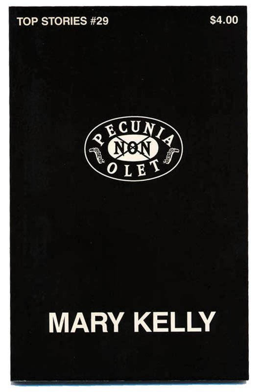 #29Pecunia (non) Oletby Mary Kelly1990
