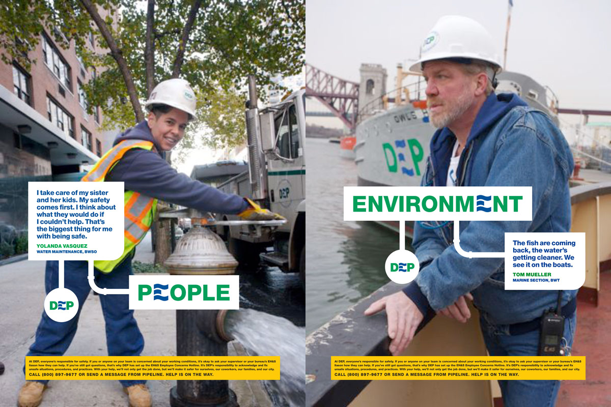Department of Environmental Protection, New York City