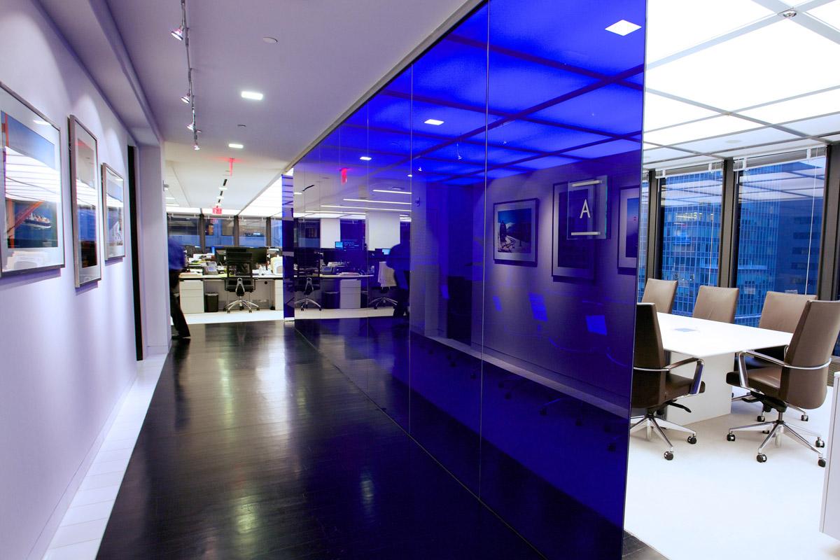 H2 Offices, The Seagram Building, 375 Park Avenue