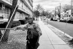 Photos of Ghaninan filmmaker Andrew Obeng by Luka Dakskobler.