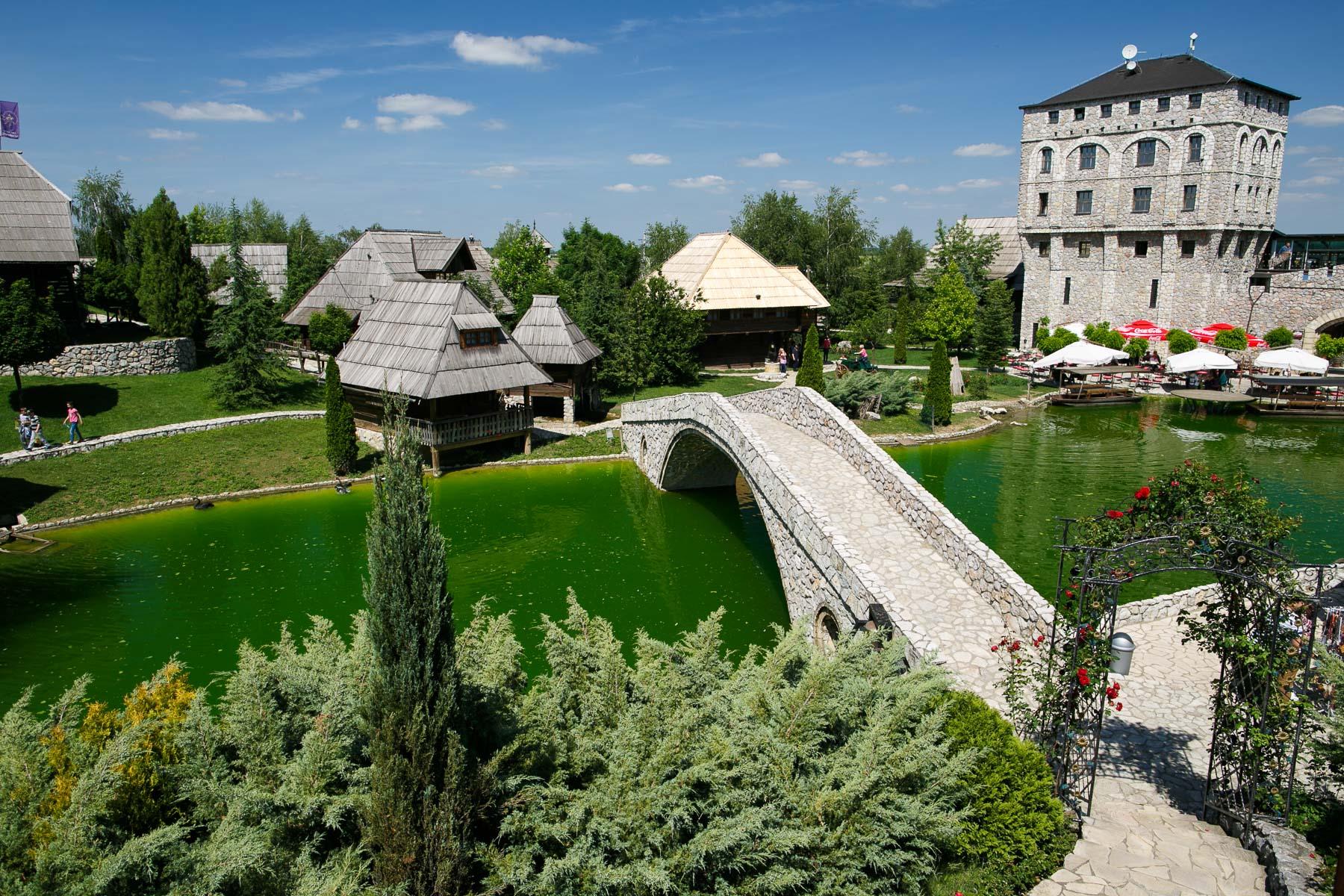 Stanišiči ethnic village, Bijeljina