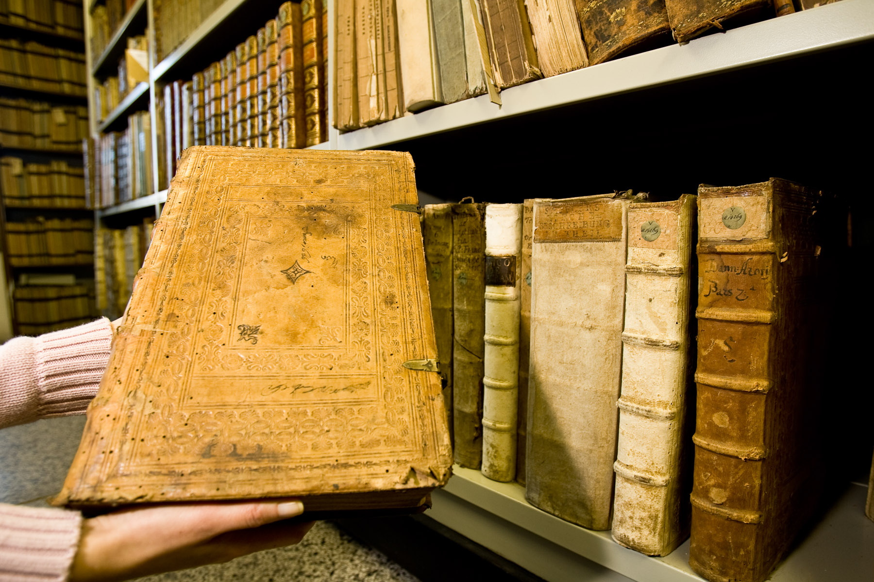 A small portion of transcripts and manuscripts from Zice Carthusian monastery was taken to Ljubljana, where it is now kept in the National University Library.