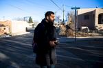 Hussain Almosawi, Bahrainian photographer. (Santa Fe, USA, 2018)