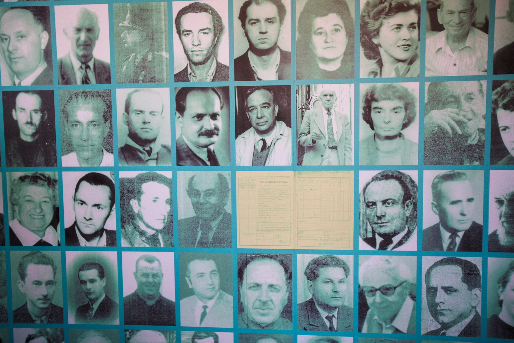 Sighetu Marmatiei, Memorial of the Victims of Communism and of the Resistance.