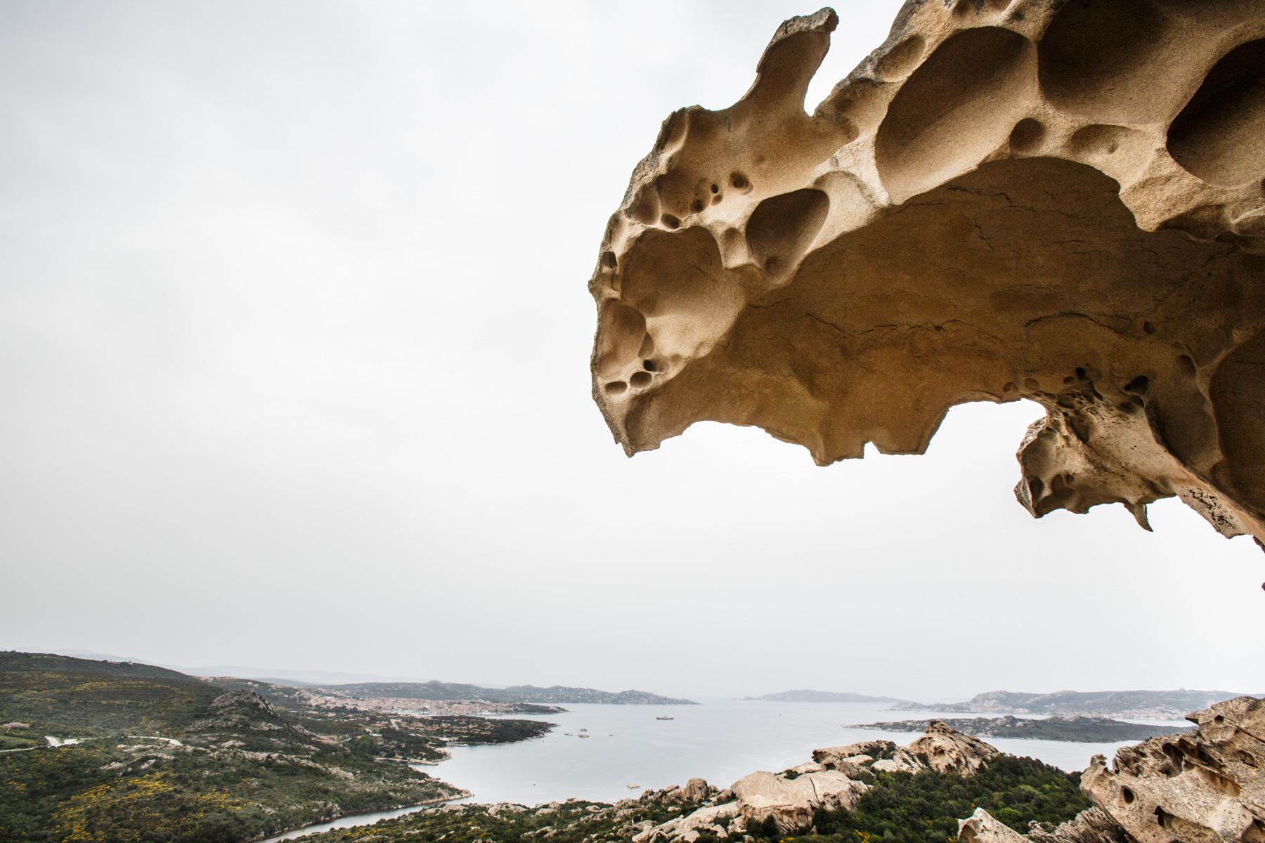 Capo d\'Orso (Bear rock)