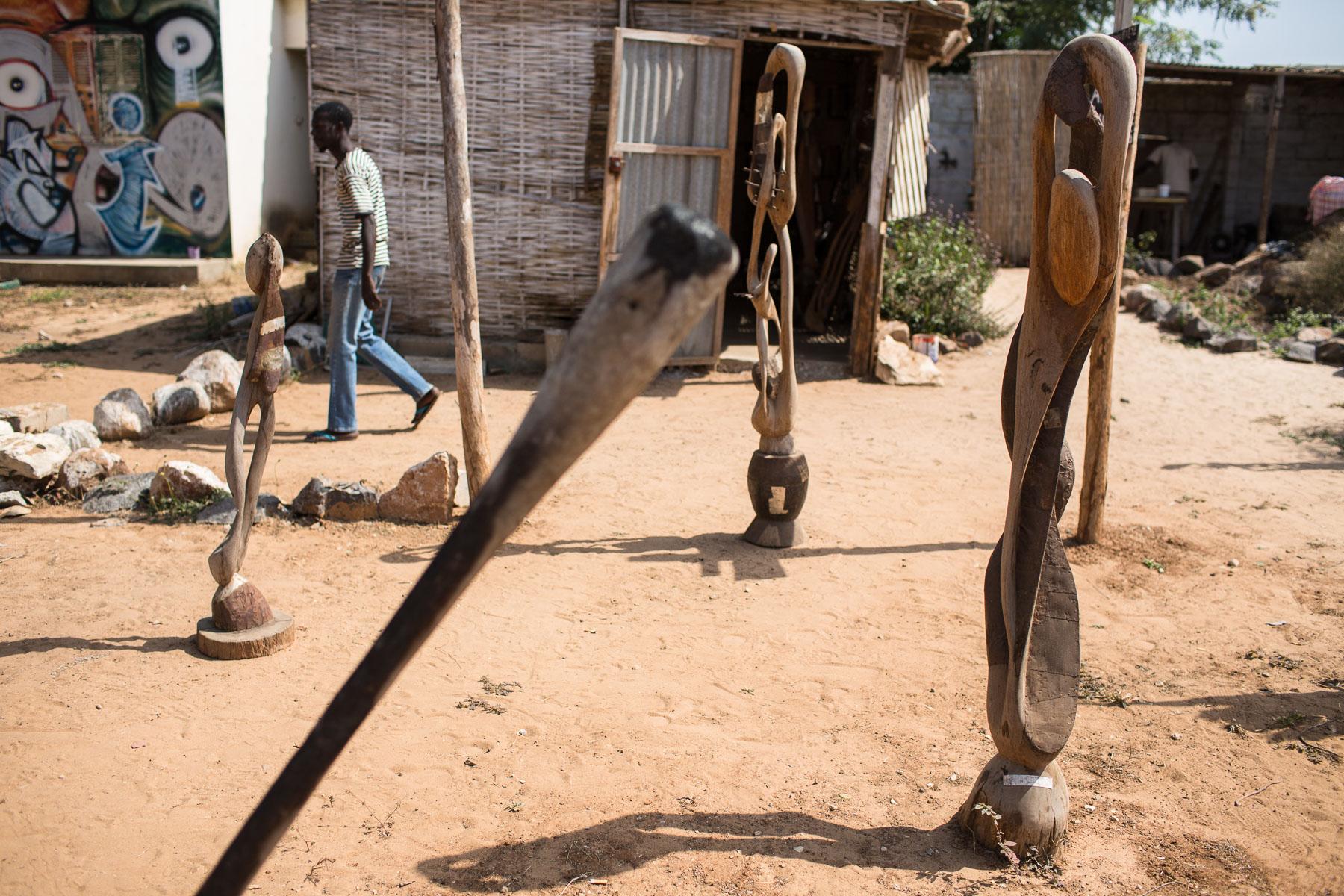 Artist village, Dakar