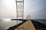 Pointe des Almadies, most Western point in West Africa, Dakar