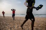 Yoff Beach, Dakar