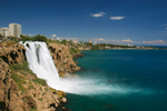 Lower Duden Waterfalls, Antalya
