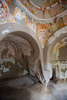 Cave chapel in Ihlara canyon
