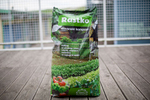 The RCERO Ljubljana mechanical biological treatment plant  processes biological waste into high quality gardening compost.