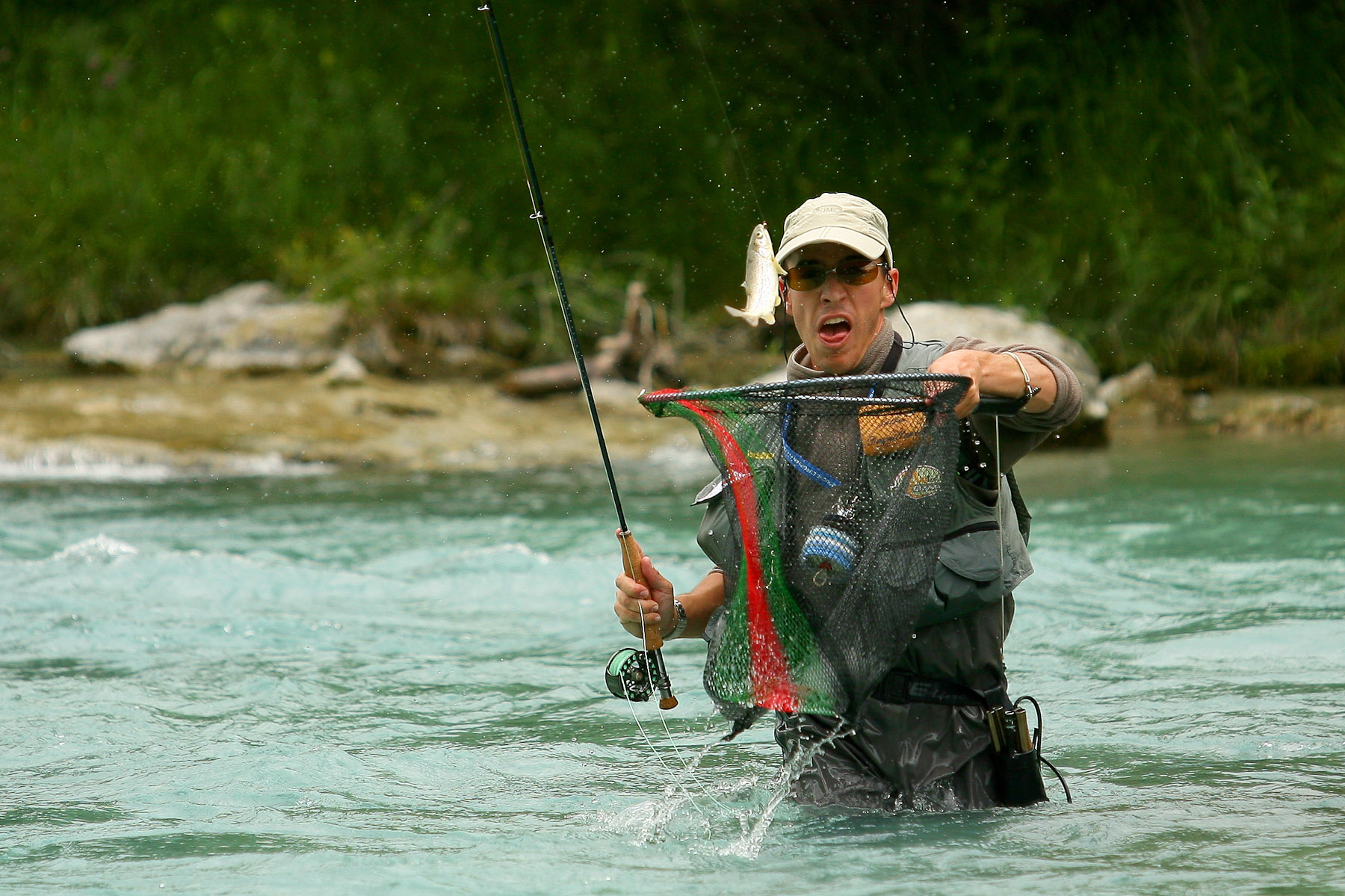 News singles by luka dakskobler for Fly fishing competitions