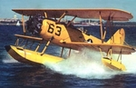 The Navy's Yellow Canary pre-WW2 trainer. Potential future project (but not float version, unfortunately).
