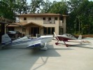 RV6s (Bryant/Dyer) at Duchy Drive.