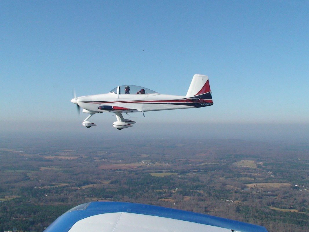 GoPro shots of various formation flights. Relax and watch the NC coutryside go by...PLAY VIDEO