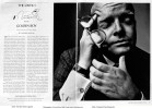 Paula Gillen - Photo ResearcherClient: The New Yorker MagazinePhotographer: Irving Penn