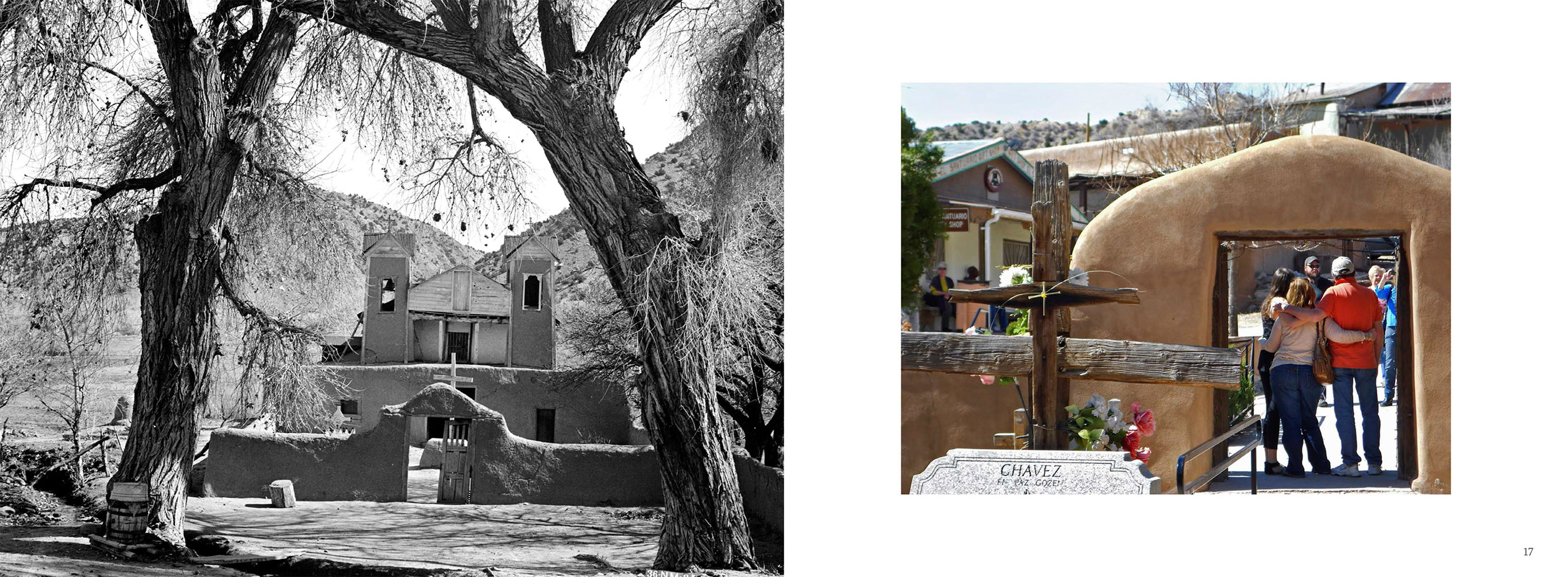 Chimayo: Lourdes of New Mexico by Helene CasanovaBook design and photo editing Paula GillenPrinter: Publications Printer Denver