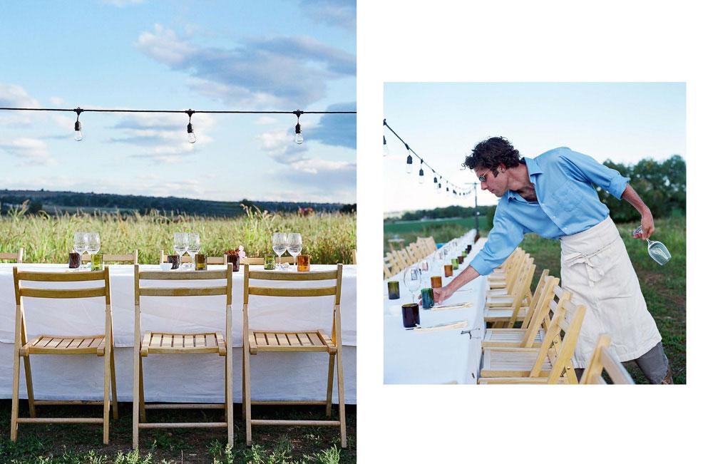 Interior Spread: Photographs by Carmel ZuckerDesign and Photo Editing by Paula Gillen