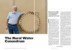 Photographer: Paula GillenSubject: Water InfrastructurePortrait of Dale Colerick/Hillrose, CO