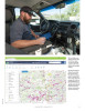 Client: Headwaters Magazine Summer 2017. Photo by Paula GillenProject: Photograph Jason Smith, water commissioner for District 7 of the South Platte Basin, on location during a normal day. Details: Jason Smith can now administer the water in Clear Creek from his computer, even when he's in the field, saving him countless hours, thanks to remote streamflow monitoring.