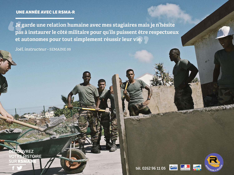 RSMA-R 2014 CampaignNot selected proposal © Arnaud Andrieu 2013