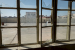A now deserted school in Qadsiya has been occupied by ISIS then by the Golden Division before the school guard did a suicide bomb attack on a humvee, killing two soldiers of the elite division. Mosul, Iraq on Jan. 7, 2017.