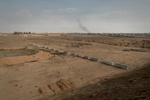 View on the giant Institute of Agronomy campus which has been entirely destroyed by ISIS. Iraq on Jan. 8, 2017.