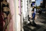Street scene, Baku.