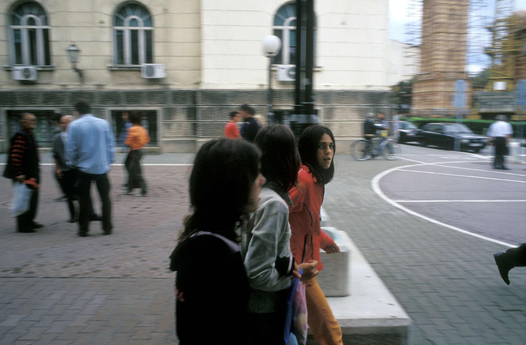 Street scene, Banja Luka