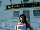 My favorite cocktail host introduces famous Quequechan Club of Fall River.