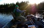 Action on Crocker Pond