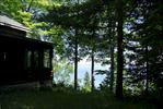 Mid-morning light on Lake Manitou beckons, satisfies.